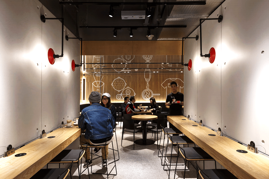 Dining Spaces – The Art of Designing Eating Spaces (2)