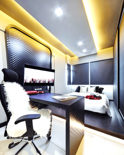 Exceptionally Eloquent – The Art of Modern Bedroom Design (2)