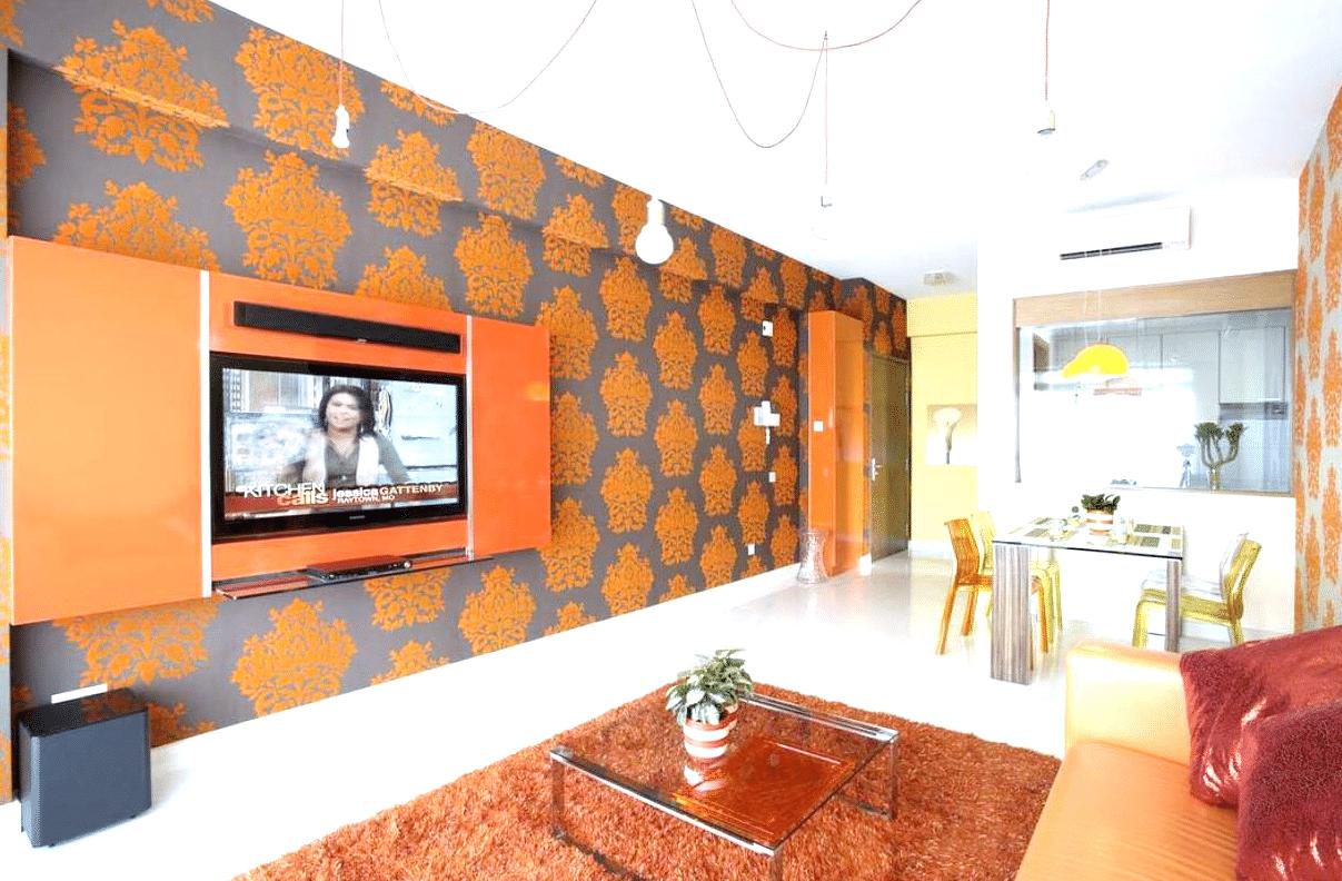 Five unique living room conceptualizations 5 home renovation singapore - Unique living room ...