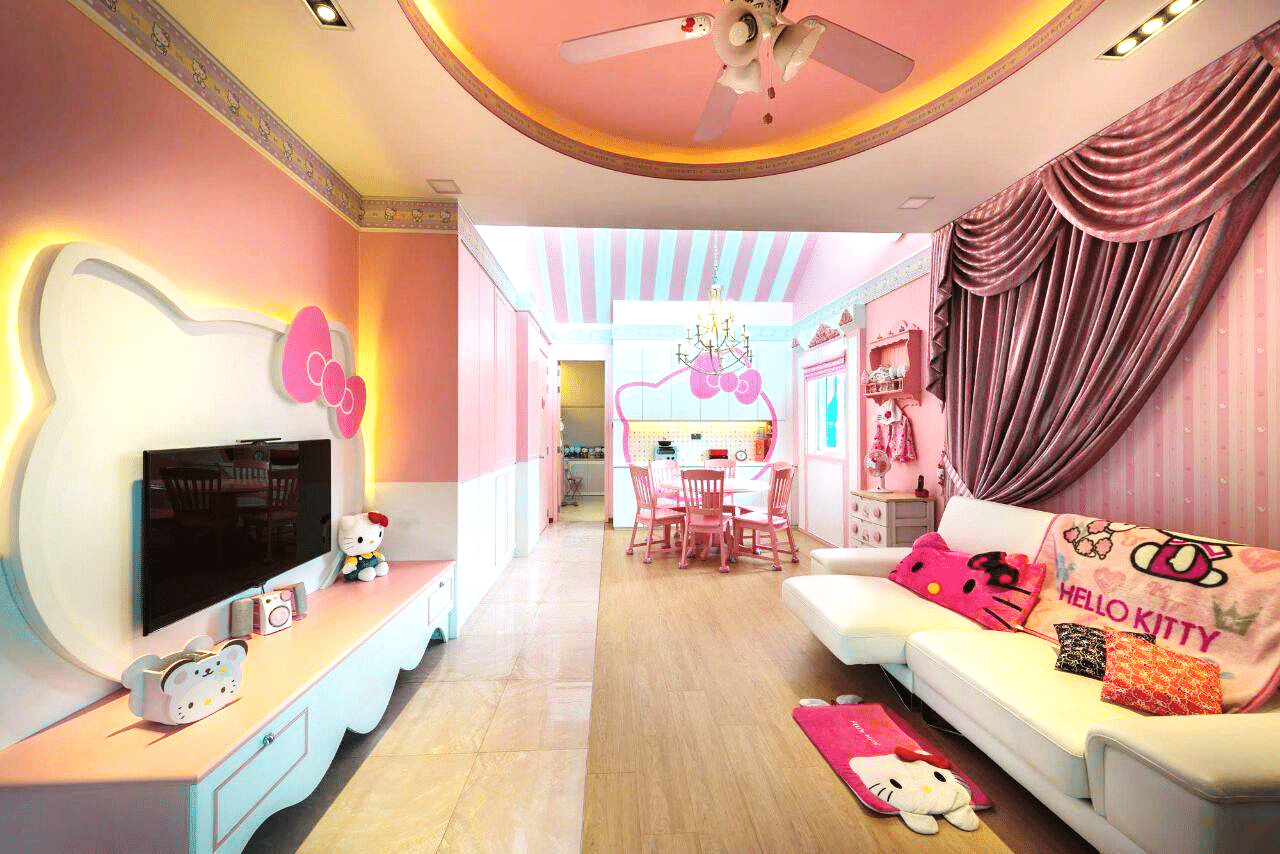Best Wallpaper Hello Kitty Room - Hello-Kitty-%E2%80%93-Celebrating-Your-Inner-Child-6  Graphic_964938.png
