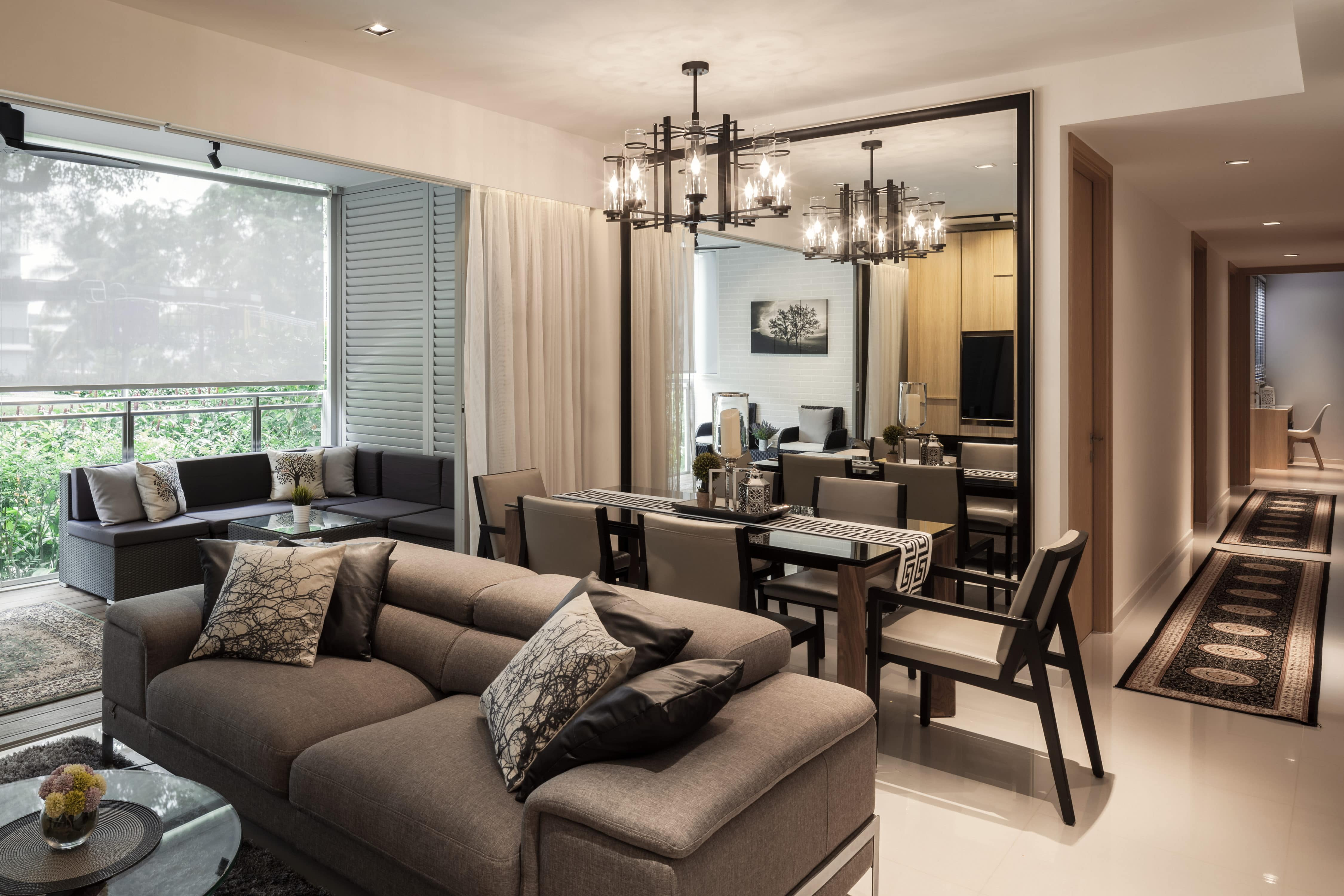 Clean and stylish modern interior design - How to be an interior designer ...