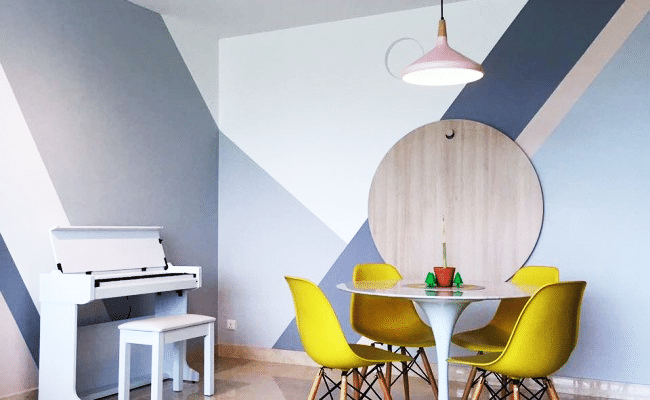 Remarkable Colors Make These Interior Spaces Truly Special (6)