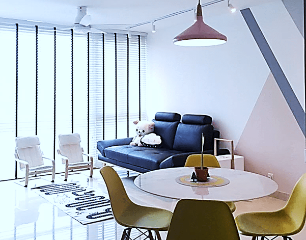 Remarkable Colors Make These Interior Spaces Truly Special (7)