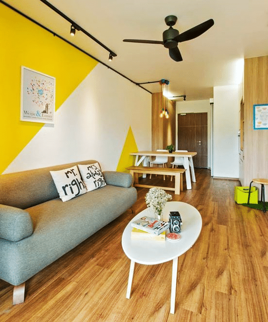 Snap, Crack and Sizzle – Yellows and Interior Design (1)