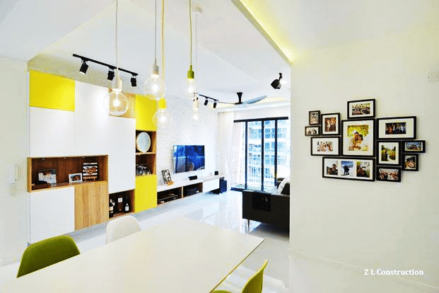 Snap, Crack and Sizzle – Yellows and Interior Design (2)