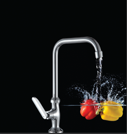 Stylish taps to add wow factor to your kitchen (1)