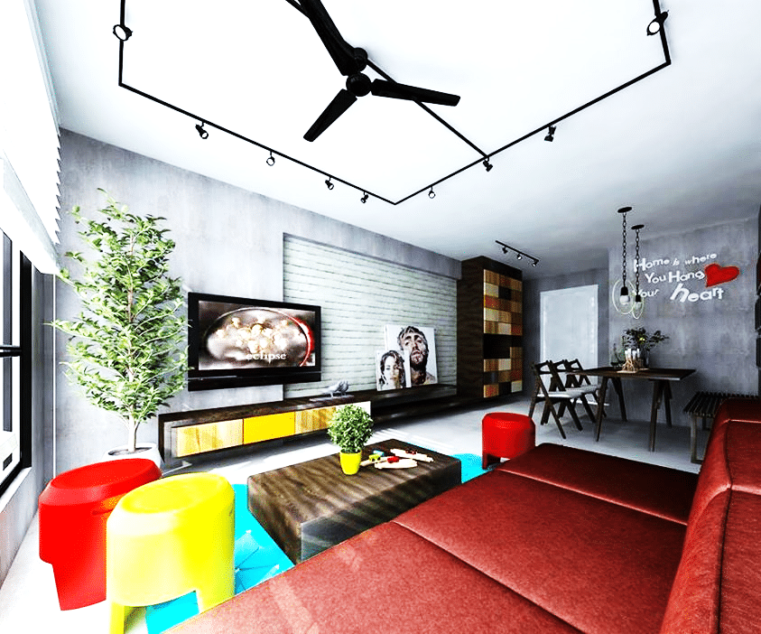 Sui Generis – Quirky Interior Themes (3)