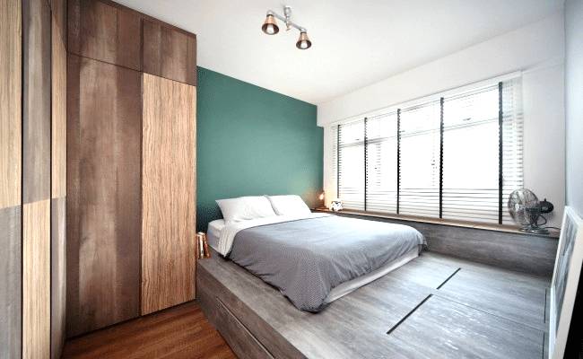 Wonderful Bedrooms with an Intimate Tone and Organized Personality (5)
