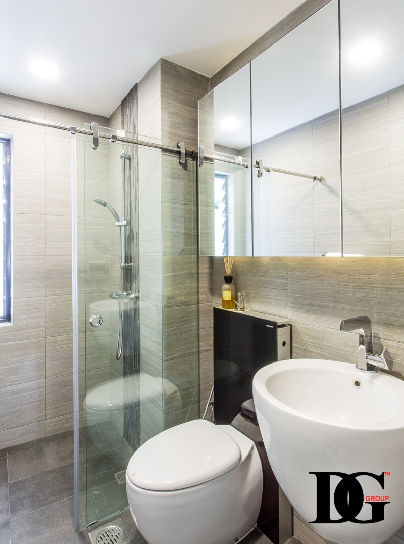 Bathroom renovation singapore top bathroom remodel ideas for Cheap bathroom renovation cost