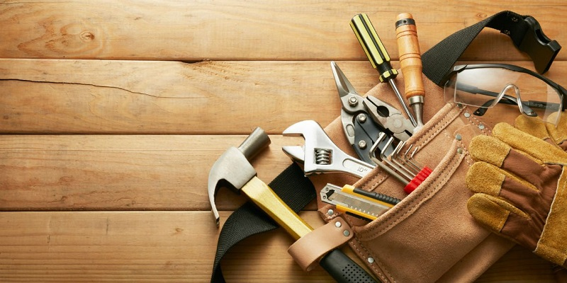 Property : 11 tools every homeowner should have