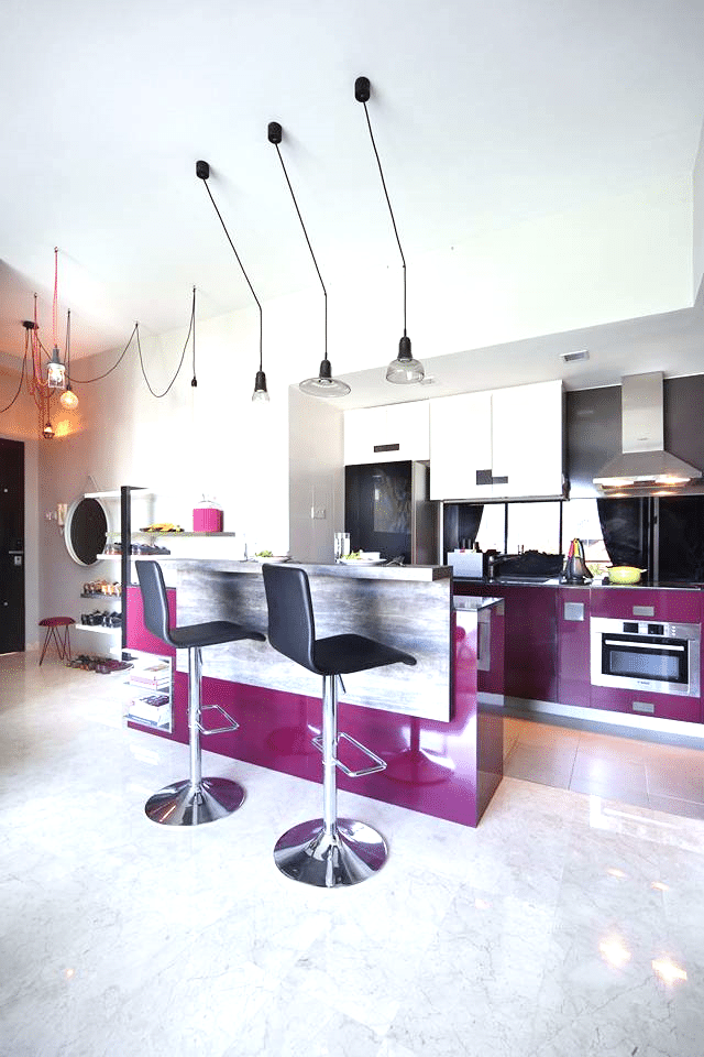 5 Kitchens that would redefine the typical (1)