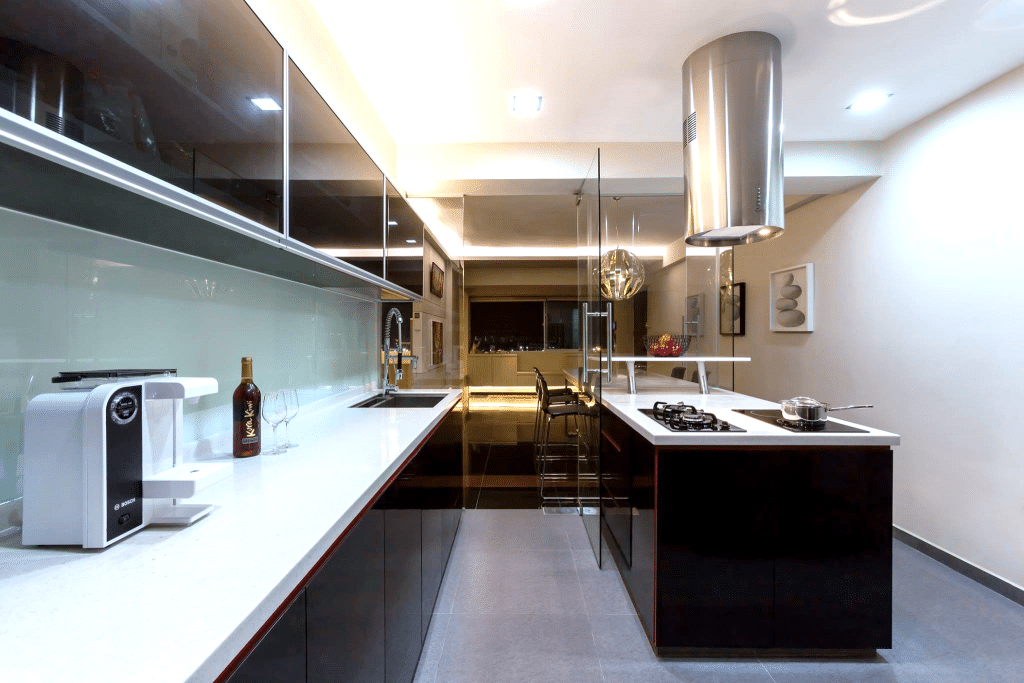 5 Kitchens that would redefine the typical (5)