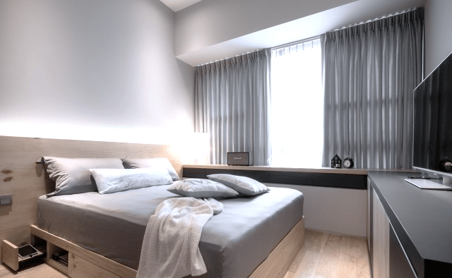 Elegance-Personified Bedrooms with a Striking Contemporary Attitude (3)