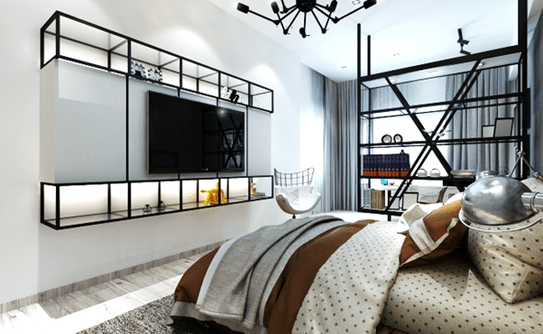Elegance-Personified Bedrooms with a Striking Contemporary Attitude (4)