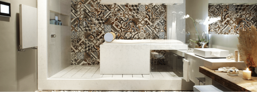 Exclusive Bathroom Designs From Silestone Premium Materials 2