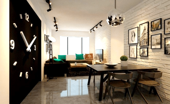 Modern Interiors That Create Magic with Traditional Elements  (7)