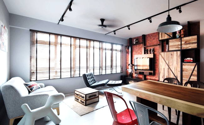 Timeless Allure of a Brick Wall for These Home Interiors (3)