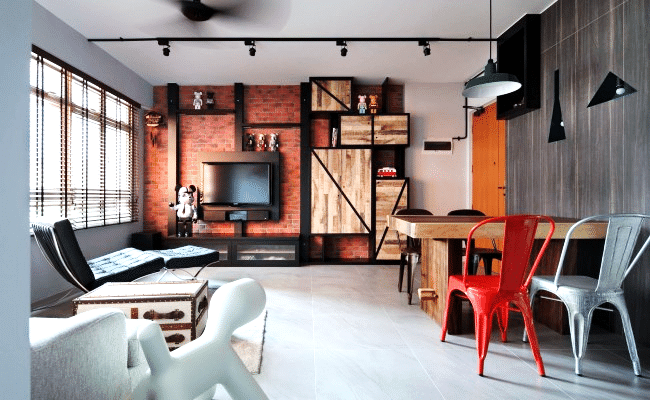 Timeless Allure of a Brick Wall for These Home Interiors (4)