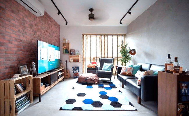 Timeless Allure of a Brick Wall for These Home Interiors (6)