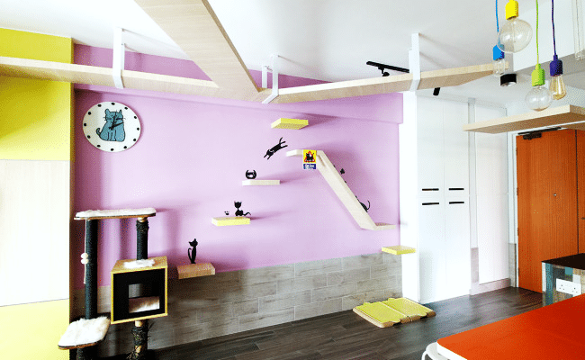 Youthful Colors Offer an Impressive Character to These Evocative Interiors (10)