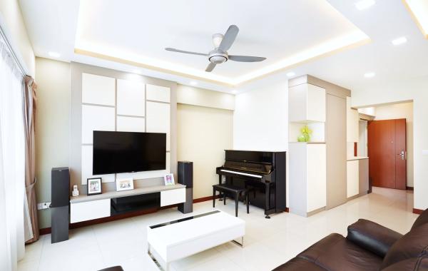 unique Modern home with elegant decor