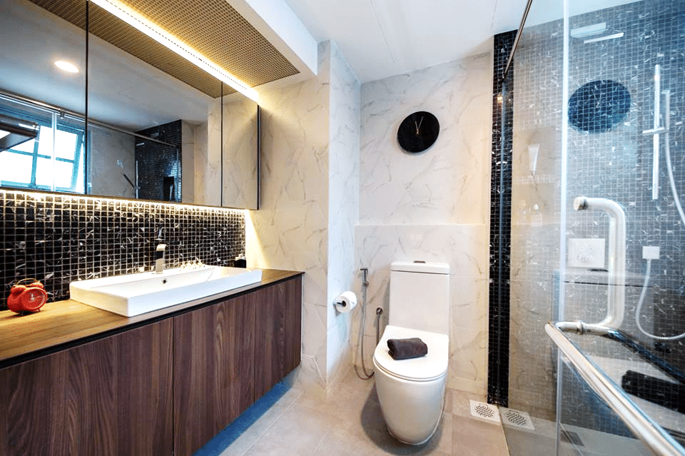 7 bathroom interiors that define the epitome of chic! (3)