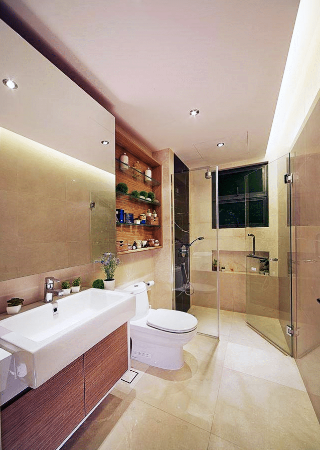 7 bathroom interiors that define the epitome of chic! (6)