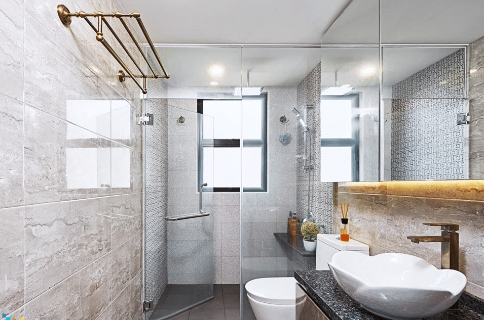 7 bathroom interiors that define the epitome of chic! (7)