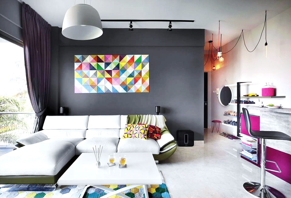9 Interiors that would strike your whimsy! (9)
