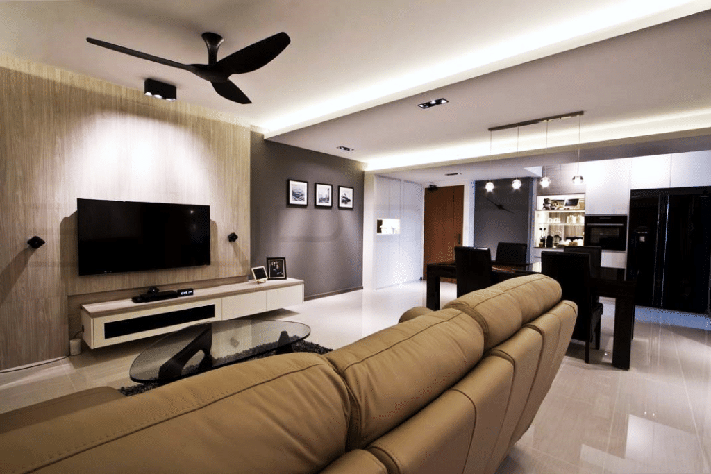 9 Living Rooms That Are Irresistibly Iconic! (2)