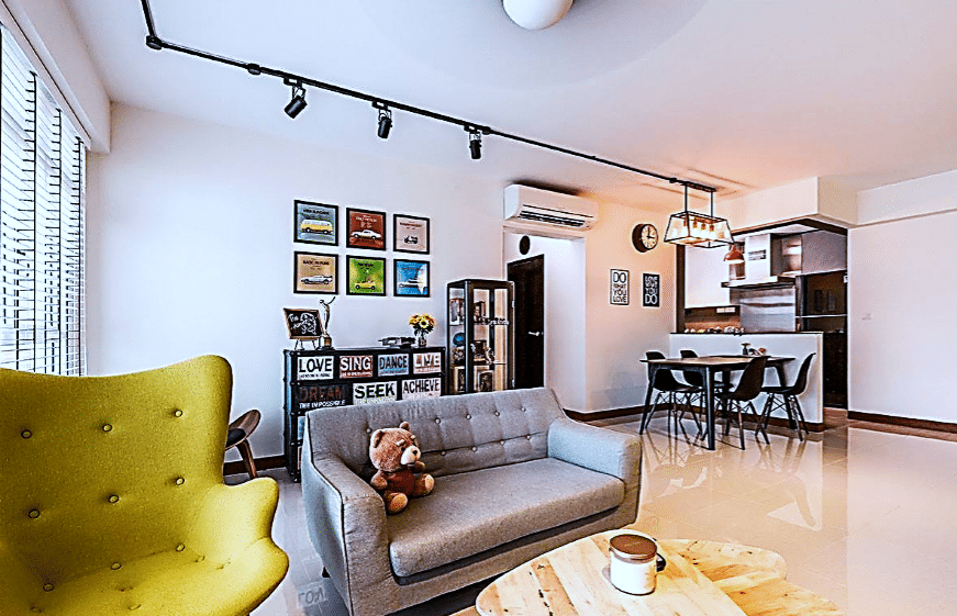 9 Living Rooms that are Irresistibly Iconic! (3)