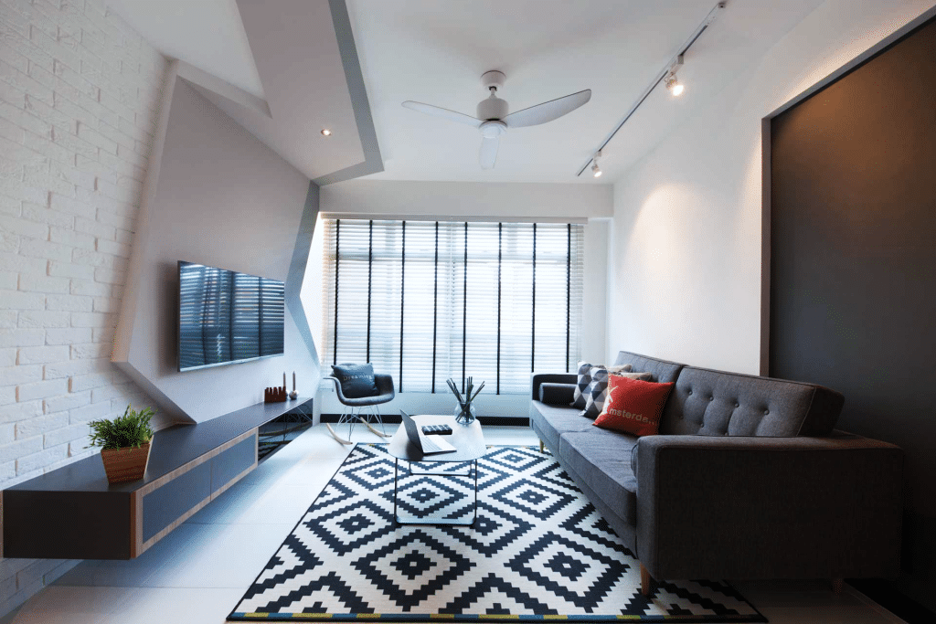 9 Living Rooms that are Irresistibly Iconic! (8)