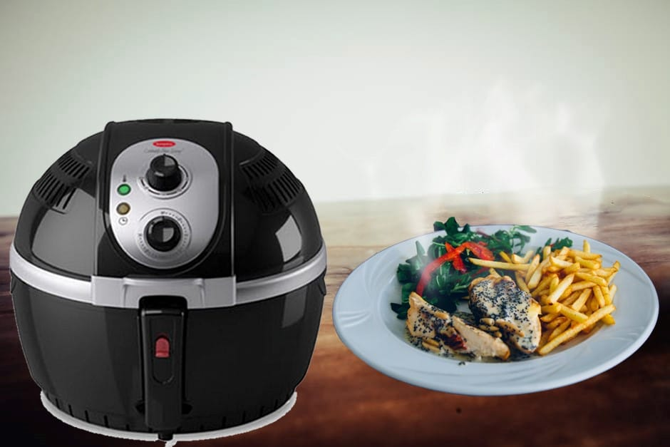 Airfryers for a healthy and tasty mealFI