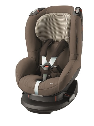 maxicosi carseat toddlercarseat tobi 2015 brown earthbrown 3qrt