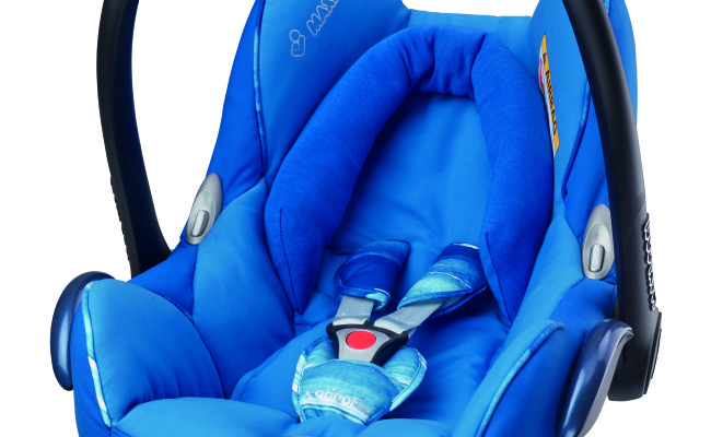 maxicosi carseat babycarseat cabriofix 2016 blue watercolorblue
