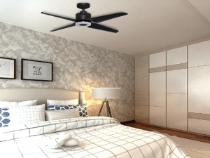 Easy Maintenance – The Era of Four Blade Ceiling Fans