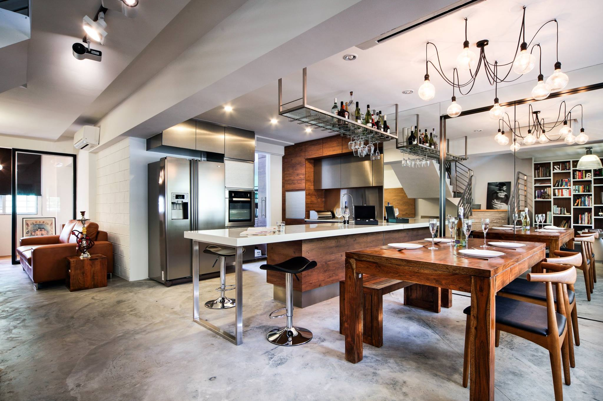 Modern interior design trends that uses wood 4 home for Interior design trends