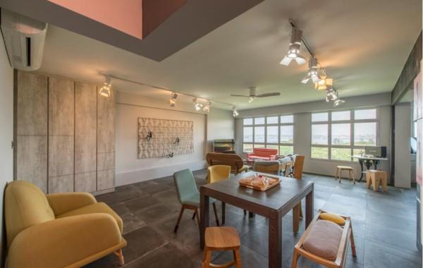 Scandustrial Interior Design that looks effortlessly cool