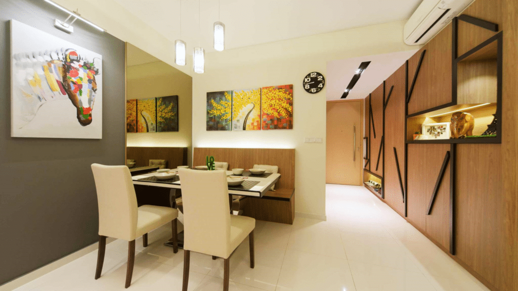 ... Way To Emulate The Asian, While The Sleek, Glossy Texture Of The  Materials Is All The Touch Of Contemporary That This Aesthetic Needs. Interior  Design ...