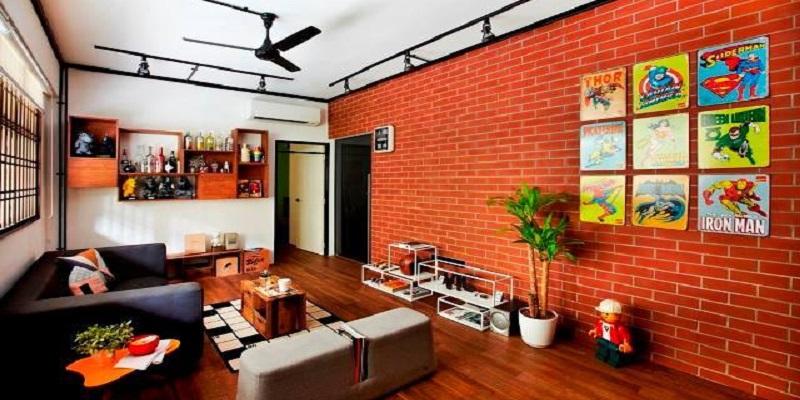 7 brilliant exposed brick interior walls