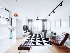 6 inspirational ideas for an open floor interior style