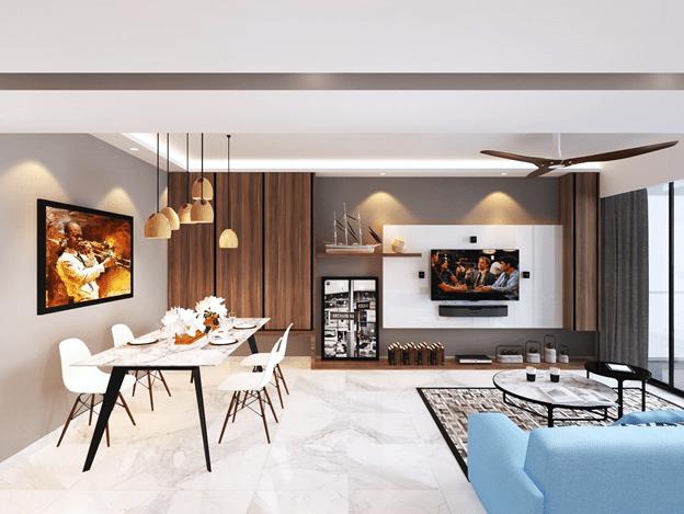 7 reasons to emulate an open floor plan