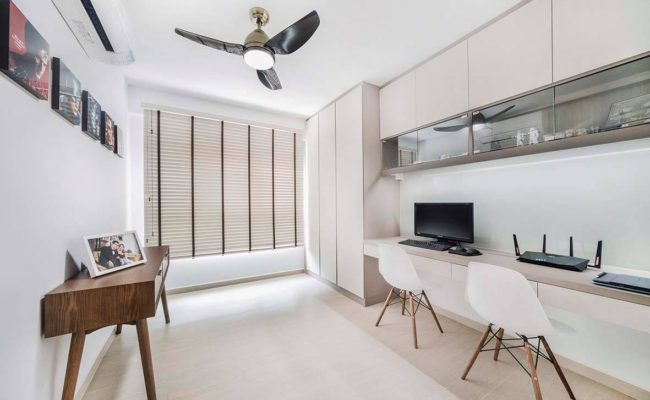 A Bright White Home With Wood Details (7)