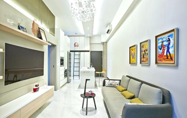 Modern Interior Reinventing Classic Luxury