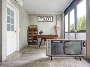 5 amazing retro-industrial interiors