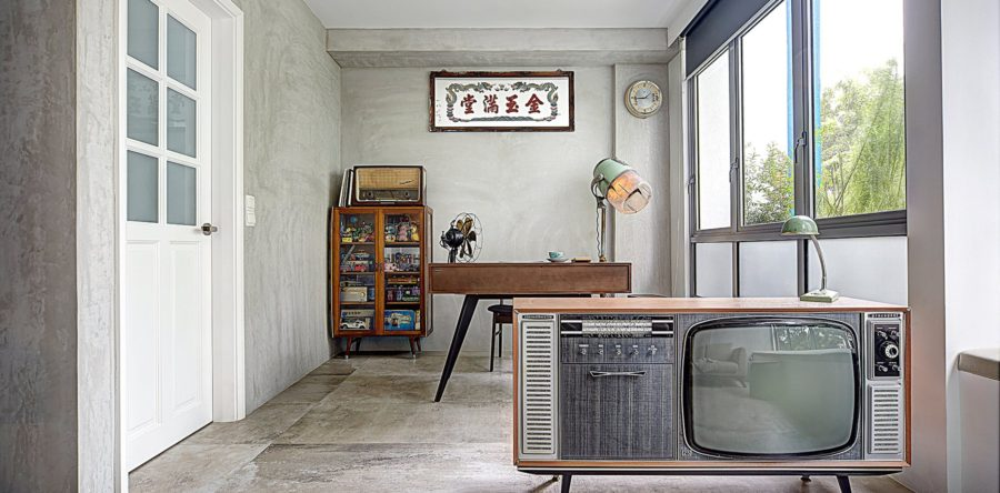 5 amazing retro-industrial interiors