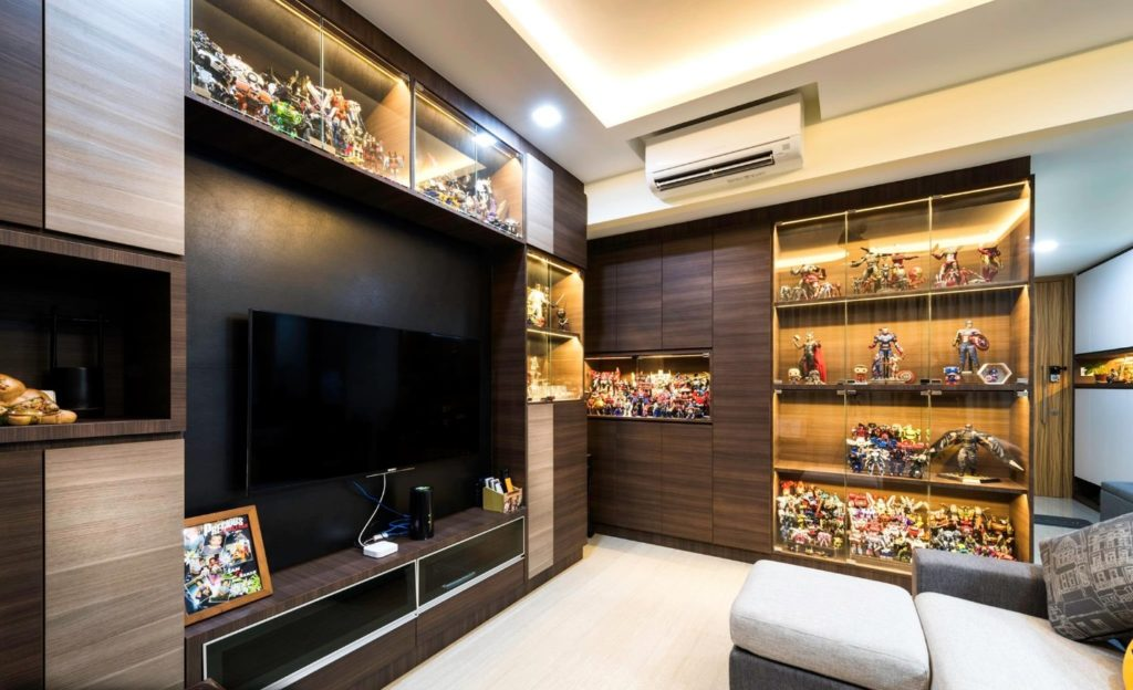 48 Interiors That Are A Toycollectors Dream Magnificent Interior Design Renovation Collection