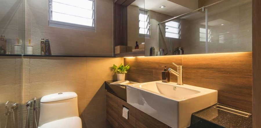 6 bathroom that emulate luxury in small style