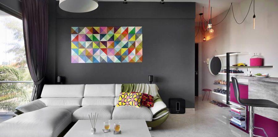 6 spring inspired interior designs