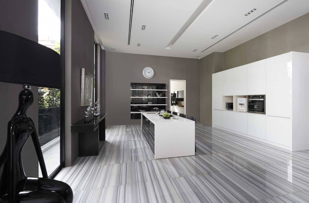 7 beautiful kitchen design inspirations for your home for Unimax creative interior design renovation